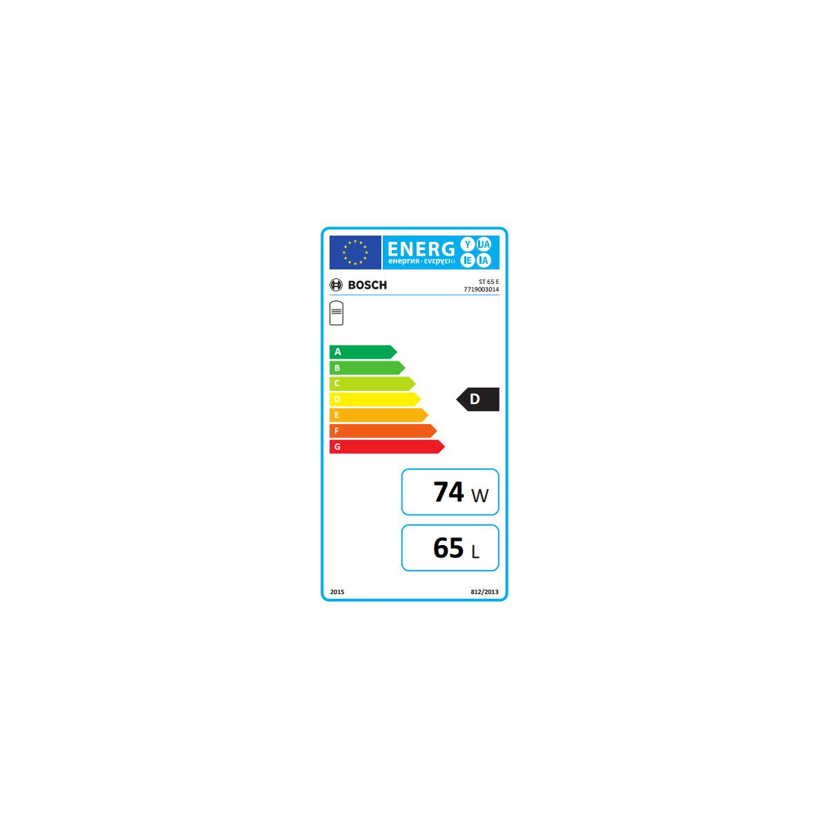 GASFYR INSTALLATION BOSCH CONDENS 5000W 14/5 - Naturliggas