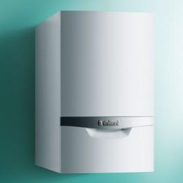 Nyt gasfyr. KOMPAKT: Vaillant EcoTEC VCI 246 5-5 integreret. 25L VVB